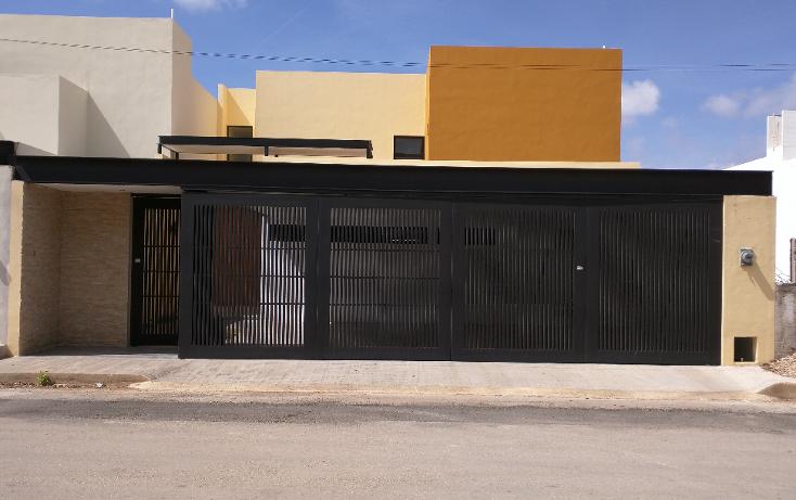 Foto de casa en venta en  , montebello, mérida, yucatán, 1413029 No. 01