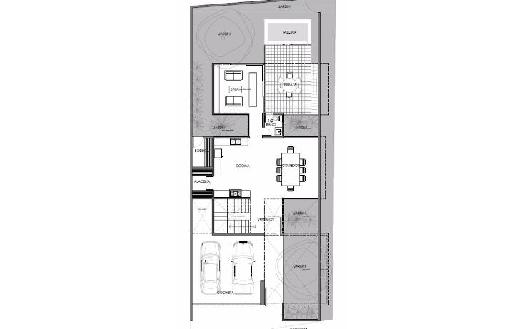 Foto de casa en venta en  , montebello, mérida, yucatán, 1429467 No. 03