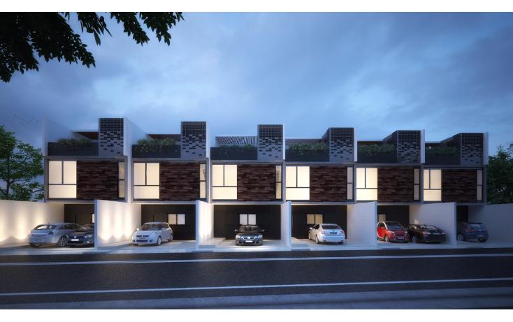 Foto de casa en venta en  , montebello, mérida, yucatán, 1429835 No. 01