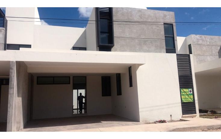 Foto de casa en venta en  , montebello, mérida, yucatán, 1429985 No. 01