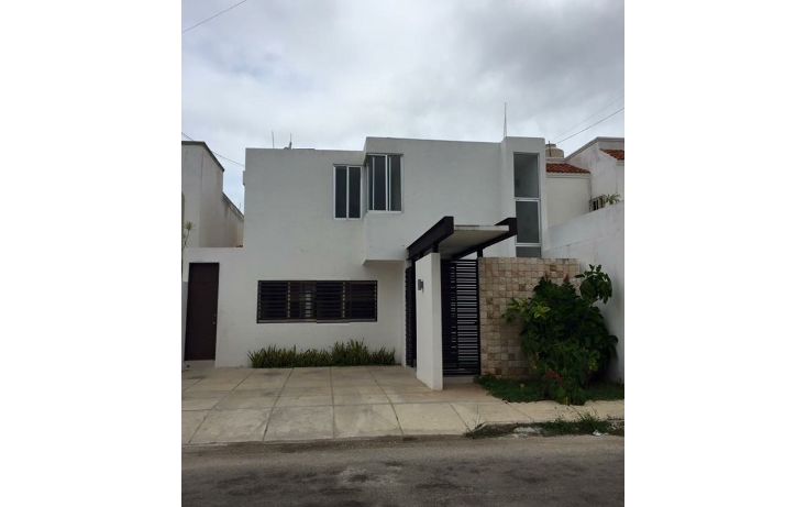 Foto de casa en renta en  , montebello, mérida, yucatán, 1430259 No. 01