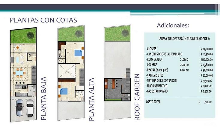 Foto de casa en venta en  , montebello, mérida, yucatán, 1435037 No. 07