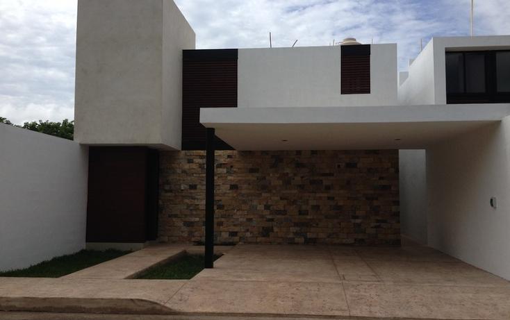 Foto de casa en venta en  , montebello, mérida, yucatán, 1436695 No. 01