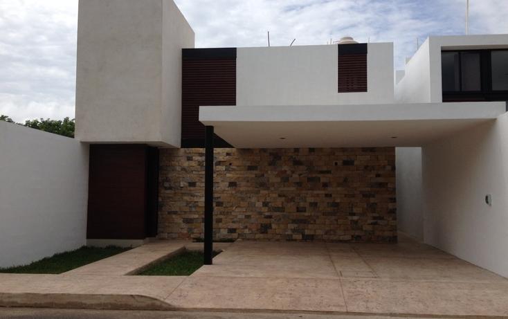 Foto de casa en venta en  , montebello, mérida, yucatán, 1438807 No. 01