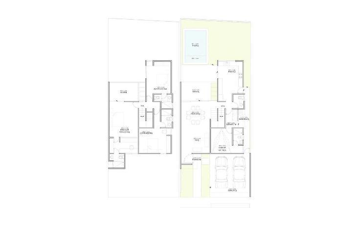 Foto de casa en venta en  , montebello, mérida, yucatán, 1438807 No. 02