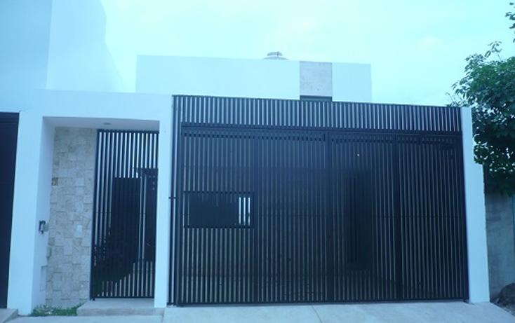 Foto de casa en venta en  , montebello, mérida, yucatán, 1444067 No. 01