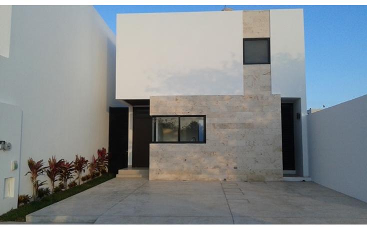 Foto de casa en venta en  , montebello, mérida, yucatán, 1446415 No. 01