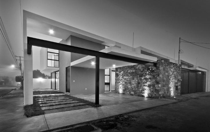 Foto de casa en venta en  , montebello, mérida, yucatán, 1446525 No. 01