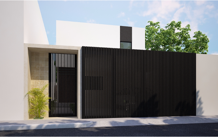 Foto de casa en venta en  , montebello, mérida, yucatán, 1451163 No. 01