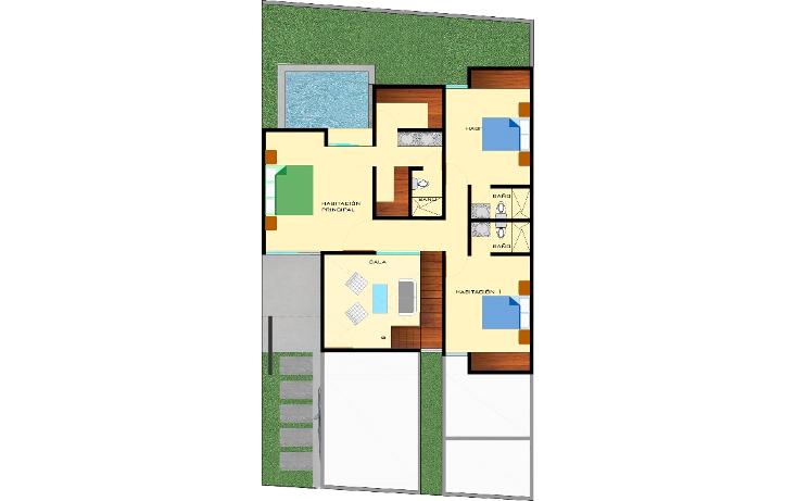 Foto de casa en venta en  , montebello, mérida, yucatán, 1458675 No. 03