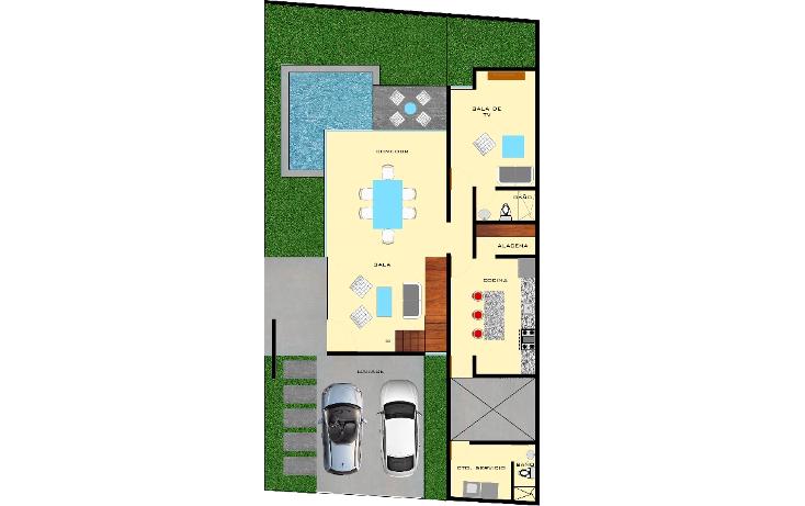 Foto de casa en venta en  , montebello, mérida, yucatán, 1458675 No. 04