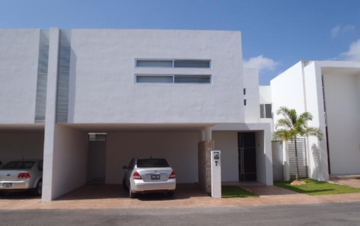 Foto de casa en venta en  , montebello, mérida, yucatán, 1474911 No. 01