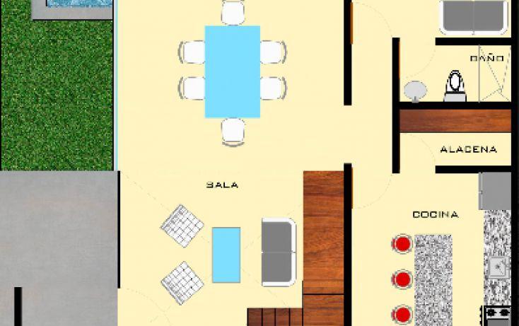 Foto de casa en venta en, montebello, mérida, yucatán, 1478609 no 05