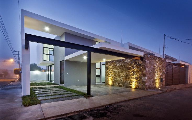 Foto de casa en venta en  , montebello, mérida, yucatán, 1489031 No. 01