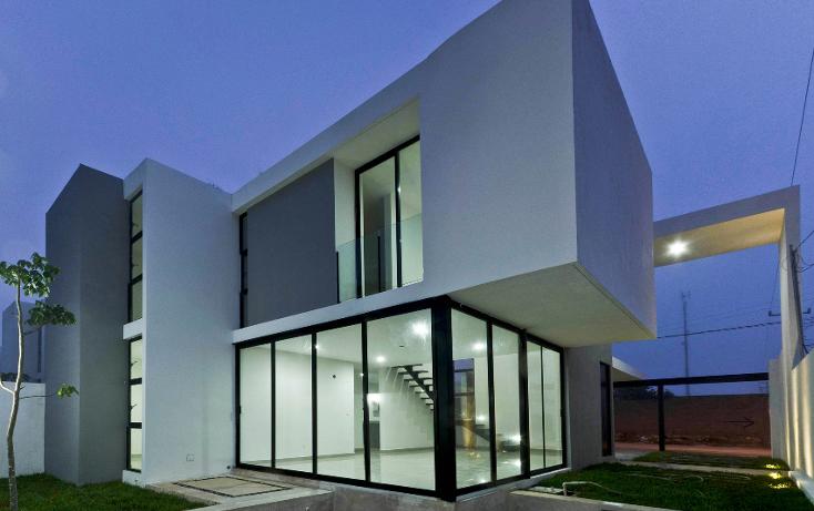 Foto de casa en venta en  , montebello, mérida, yucatán, 1495463 No. 02