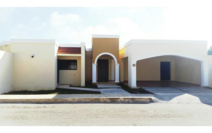 Foto de casa en renta en  , montebello, mérida, yucatán, 1499247 No. 01