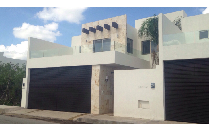 Foto de casa en venta en  , montebello, mérida, yucatán, 1499653 No. 01