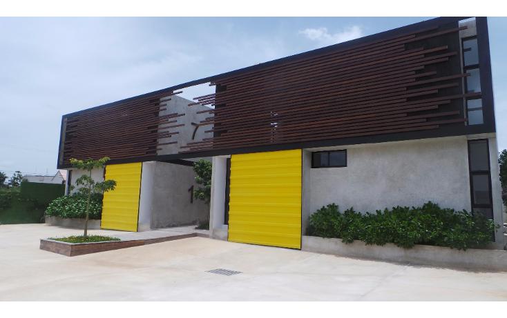Foto de departamento en venta en  , montebello, mérida, yucatán, 1503027 No. 01