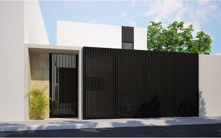 Foto de casa en venta en  , montebello, mérida, yucatán, 1503533 No. 01