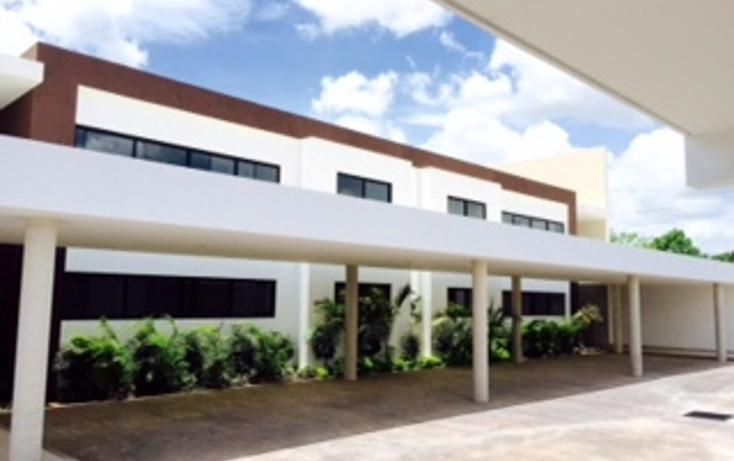 Foto de departamento en venta en  , montebello, mérida, yucatán, 1516939 No. 01
