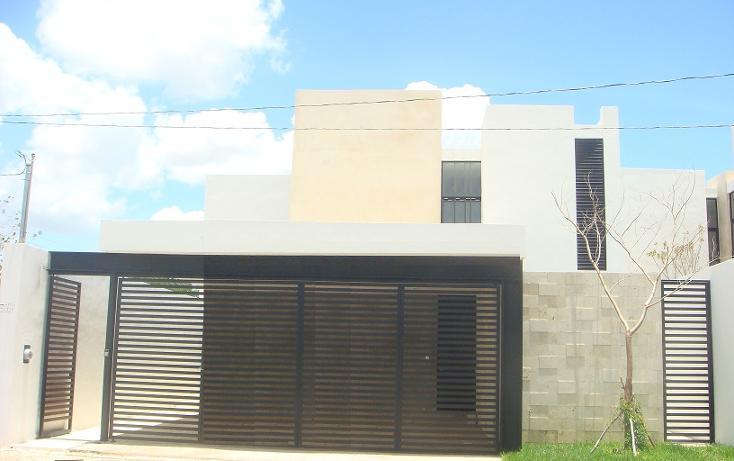 Foto de casa en venta en  , montebello, mérida, yucatán, 1521318 No. 01
