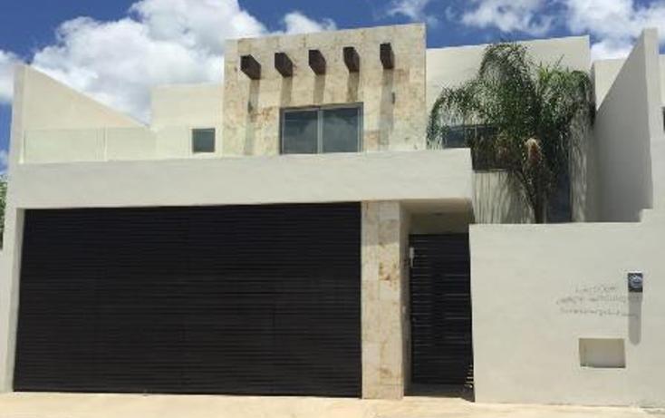 Foto de casa en venta en  , montebello, mérida, yucatán, 1526179 No. 01