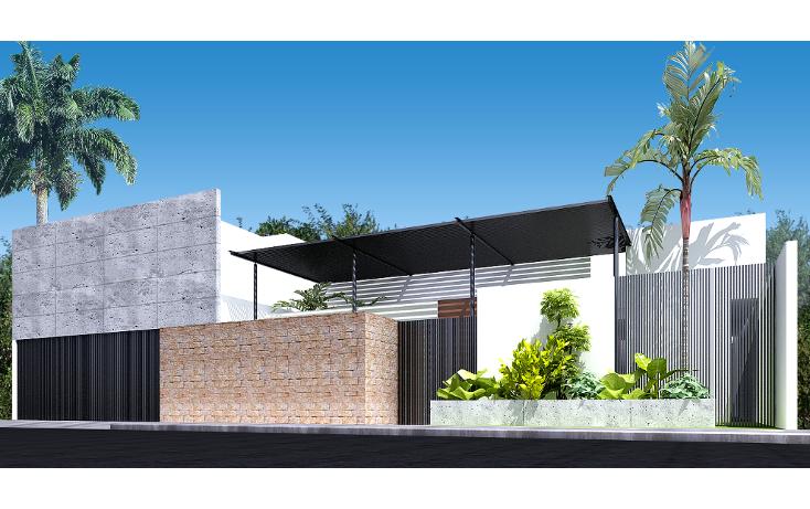 Foto de casa en venta en  , montebello, mérida, yucatán, 1526399 No. 01