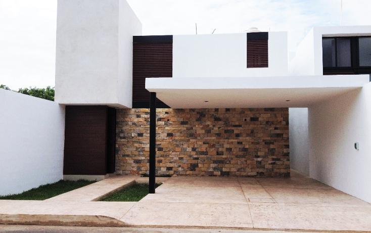 Foto de casa en venta en  , montebello, mérida, yucatán, 1549288 No. 01