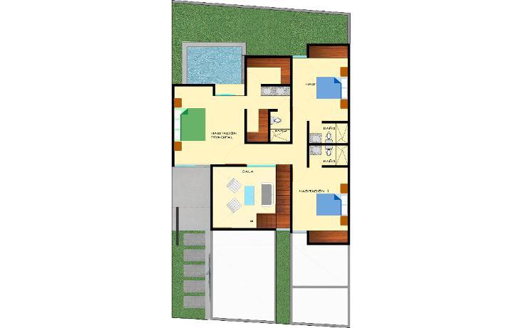 Foto de casa en venta en  , montebello, mérida, yucatán, 1552604 No. 08