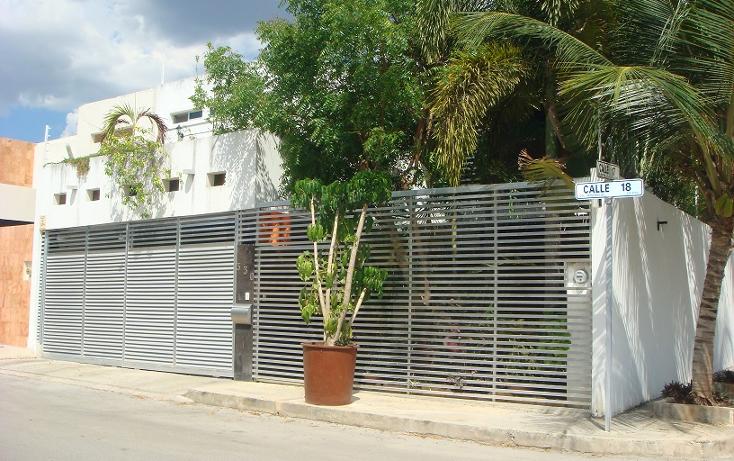 Foto de casa en venta en  , montebello, mérida, yucatán, 1554896 No. 01