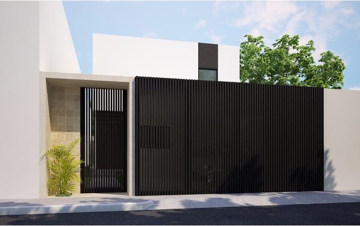 Foto de casa en venta en  , montebello, mérida, yucatán, 1556416 No. 01
