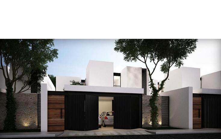 Foto de casa en venta en  , montebello, mérida, yucatán, 1560584 No. 03