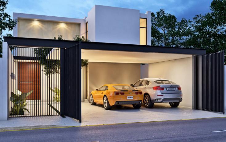 Foto de casa en venta en  , montebello, mérida, yucatán, 1562132 No. 01