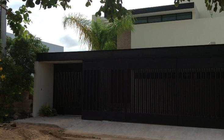 Foto de casa en venta en  , montebello, mérida, yucatán, 1567964 No. 01