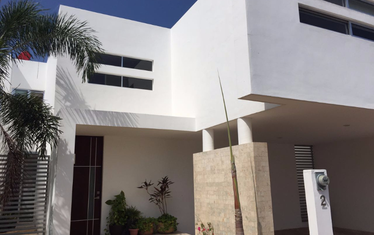 Foto de casa en renta en  , montebello, mérida, yucatán, 1598966 No. 01