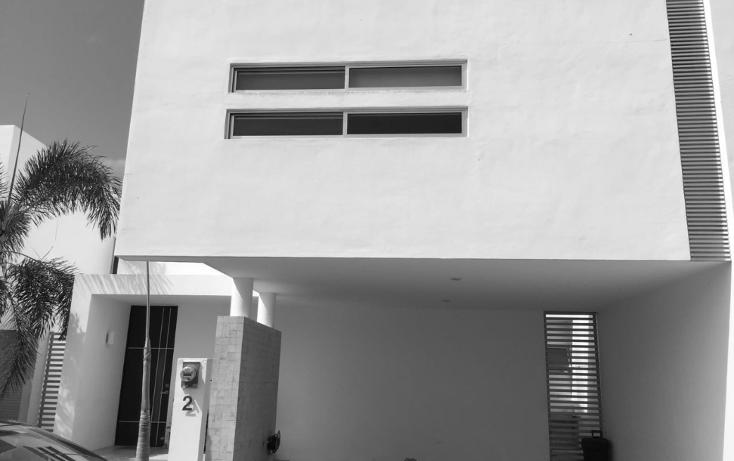Foto de casa en renta en  , montebello, mérida, yucatán, 1598966 No. 02