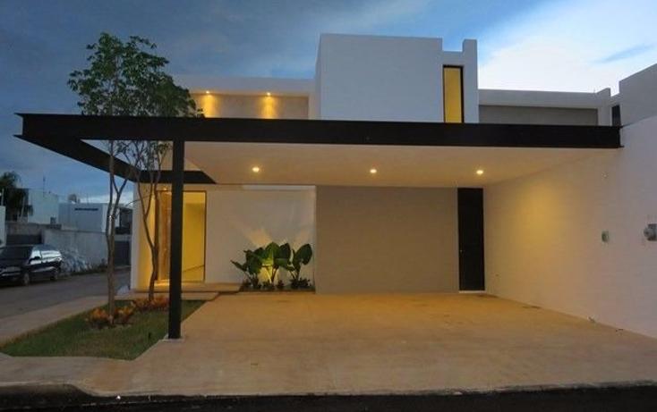 Foto de casa en venta en  , montebello, mérida, yucatán, 1603720 No. 01