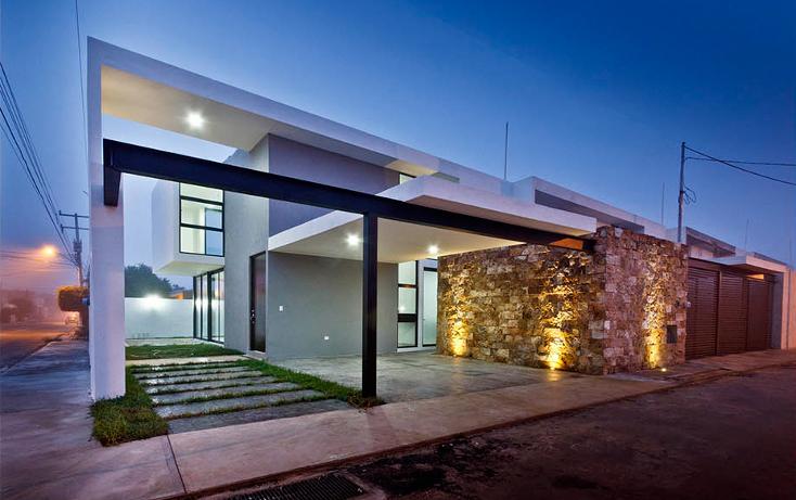 Foto de casa en venta en  , montebello, mérida, yucatán, 1605912 No. 01