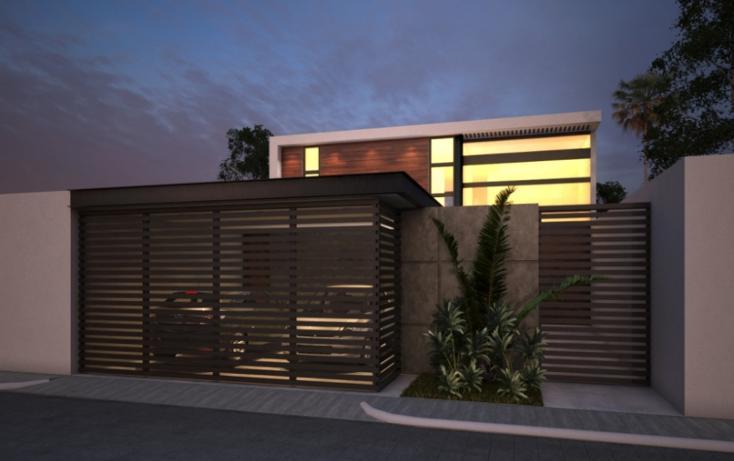 Foto de casa en venta en  , montebello, mérida, yucatán, 1606090 No. 01