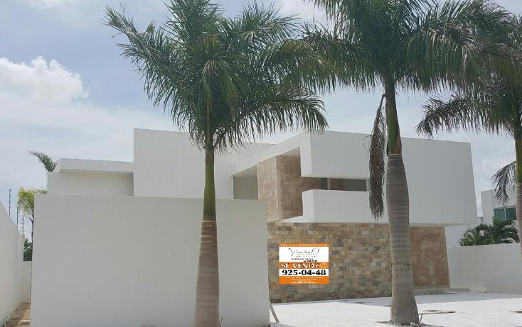 Foto de casa en venta en  , montebello, mérida, yucatán, 1606826 No. 01