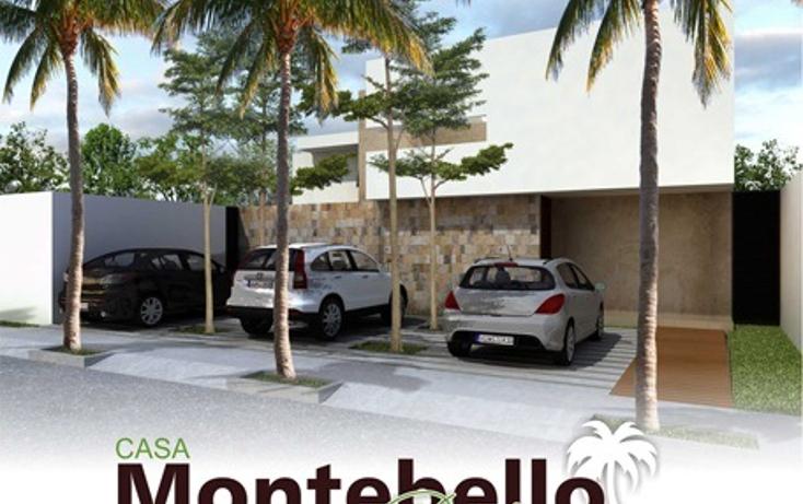 Foto de casa en venta en  , montebello, mérida, yucatán, 1606826 No. 02