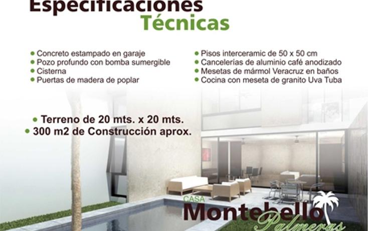 Foto de casa en venta en  , montebello, mérida, yucatán, 1606826 No. 03