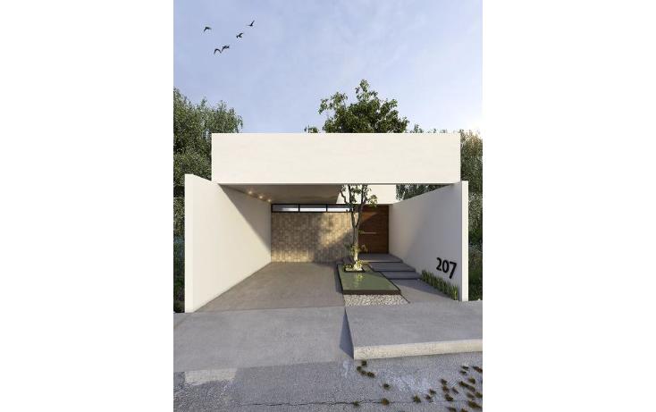 Foto de casa en venta en  , montebello, mérida, yucatán, 1608814 No. 01