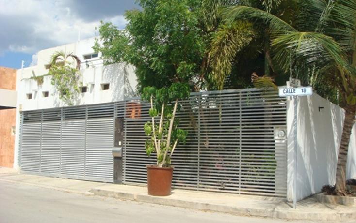 Foto de casa en venta en  , montebello, mérida, yucatán, 1611188 No. 01
