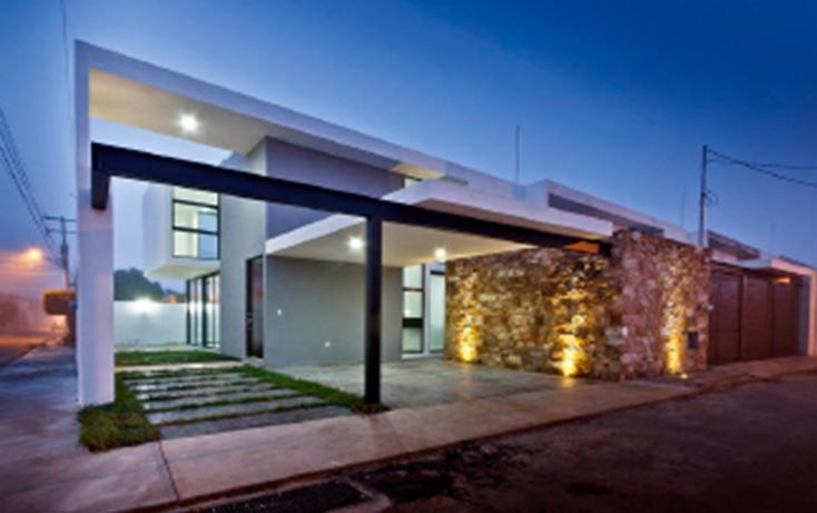 Foto de casa en venta en  , montebello, mérida, yucatán, 1611430 No. 01