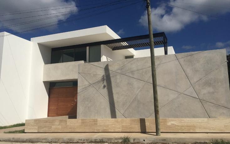 Foto de casa en venta en  , montebello, mérida, yucatán, 1612556 No. 01