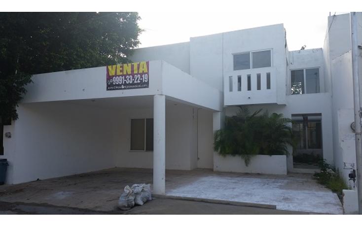 Foto de casa en venta en  , montebello, mérida, yucatán, 1615790 No. 01