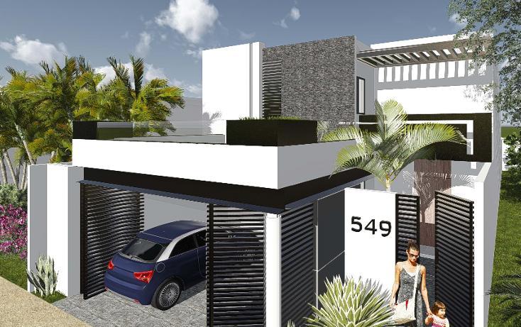 Foto de casa en venta en  , montebello, mérida, yucatán, 1617220 No. 01