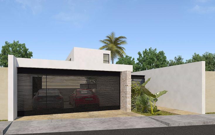 Foto de casa en venta en  , montebello, mérida, yucatán, 1619162 No. 01