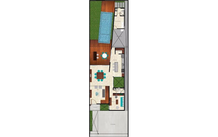 Foto de casa en venta en  , montebello, mérida, yucatán, 1625780 No. 08